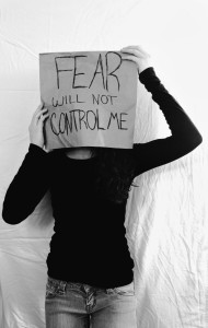 fear will not control me